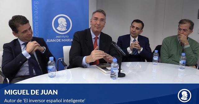 Miguel de Juan y El inversor español inteligente