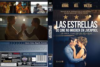 CARATULALAS ESTRELLAS DE CINE NO MUEREN EN LIVERPOOL - FILM STARS DON'T DIE IN LIVERPOOL - 2018