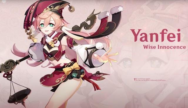 Genshin Impact Yanfei: An overview