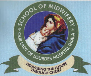 Our Lady of Lourdes Hospital Ihiala Midwifery Admission Form 2019/2020