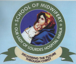 Our Lady of Lourdes Hospital Ihiala Midwifery Form 2021/2022