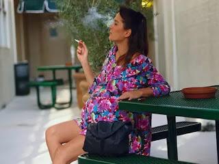 вплив паління на вагітність