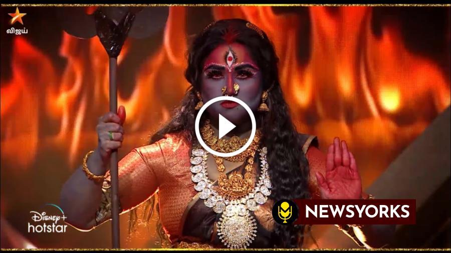ரம்யாகிருஷ்ணன் வனிதா சண்டையிட்ட வீடியோ !! நடுவரா இருந்தா என்ன வேணா பேசலமா !!