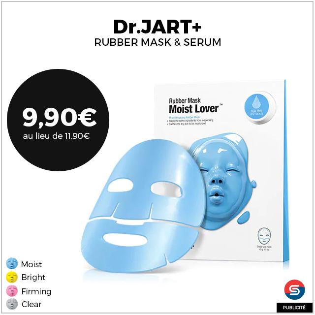 masque rubber cor'ee