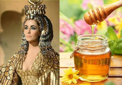 Take a shower like Queen Cleopatra of Egypt   Remedies Find