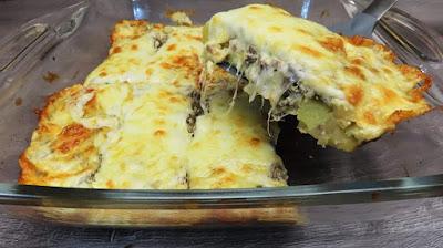 Preukusan Omlet iz Pećnice ▪️ Oven Baked Omelet