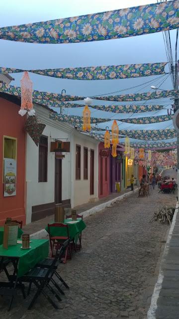 Pelas ruas de Lençóis