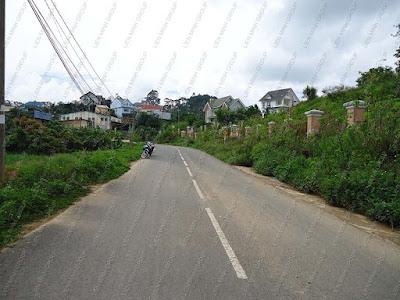 Đất biệt lập diện tích rộng phường 3 Đà Lạt – BĐS Liên Minh D2046