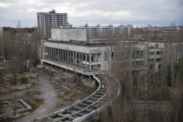 Chernobyl 30 anos depois