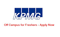 KPMG-off-campus-for-freshers
