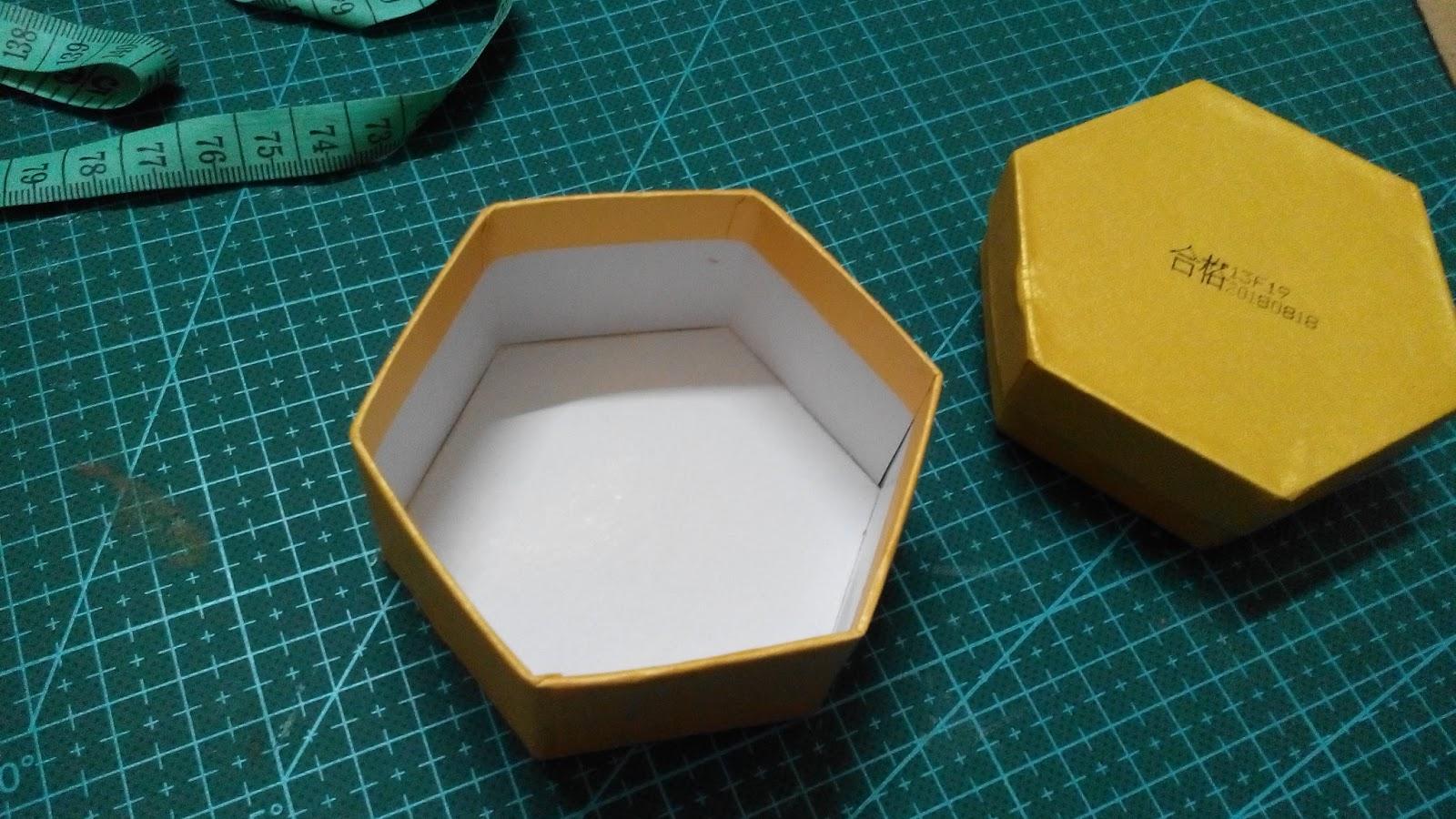 Kết quả hình ảnh cho hộp quà tặng lục giác