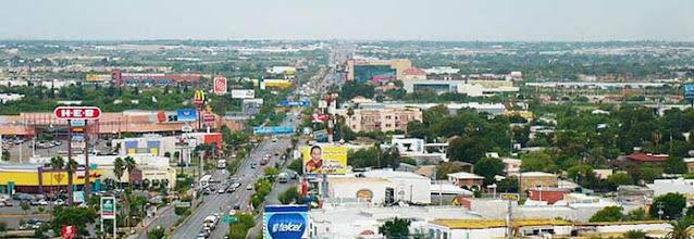 مدينة نوفو لاريدو، المكسيك
