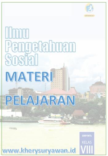 Materi Ips Kelas 8 Semester 2 Kurikulum 2013 : materi, kelas, semester, kurikulum, Materi, Terpadu, Kelas, Semester, Terbaru, Kherysuryawan.id