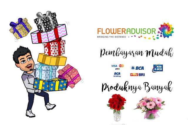 buket bunga toko bunga flower advisor