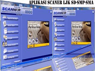 Aplikasi Scaner Lembar Jawaban Komputer Ujian Sekolah SD SMP SMA