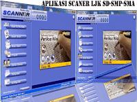 Aplikasi Scaner LJK Ujian Sekolah SD SMP SMA