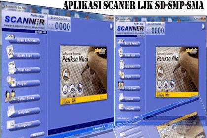 Aplikasi Scaner Lembar Jawaban Komputer ( LJK ) US,UN SD SMP SMA