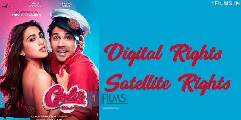 Coolie No 1 Movie Digital Rights Poster