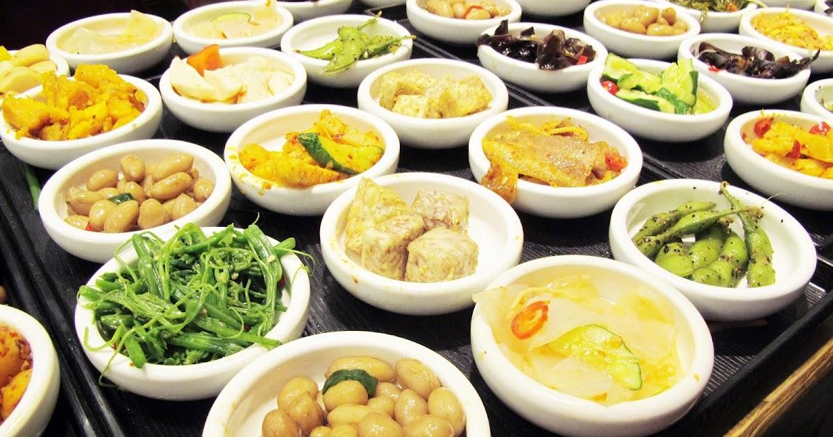 【板橋】素食小菜吃到飽~朝鮮味韓國料理(板橋店) - 小品~就是愛旅行