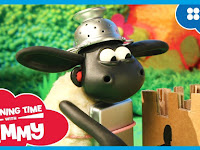 SHAUN THE SHEEP : MENGHITUNG BENDERA