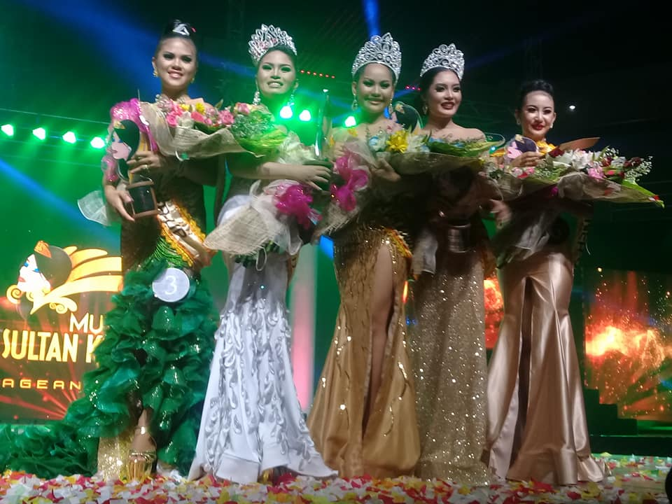 Magnolia De Luna from City of Tacurong is Mutya ng Sultan Kudarat 2017
