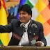 Com 99% das urnas apuradas, Evo Morales tem reeleição confirmada no 1º turno