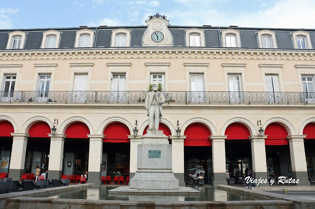 Plaza Jean Jaurès de Castres