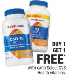CVS Health vitamins