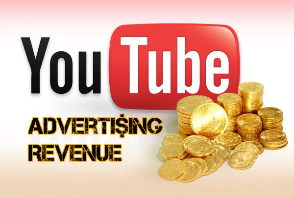 Advertising Revenue on YouTube