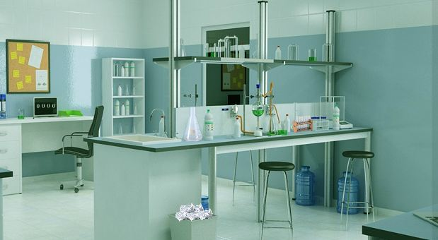 Ekey Organic Chemical Lab…