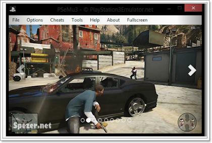 Cara main game PS3 di pc komputer dan laptop