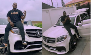 Peruzzi Buys A New Whip [Photos]
