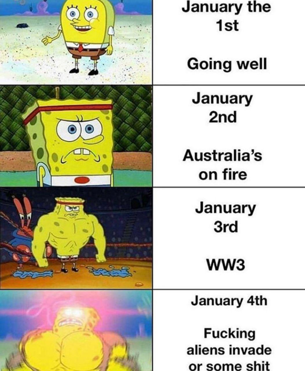Our Memes Of The Week 1 World War 3 Edition