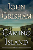 Camino Island by John Grisham book cover and review