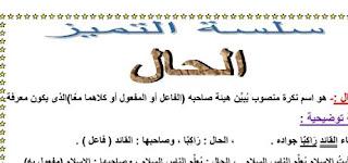شرح النعت و الحال للصف الثاني الاعدادي أ / احمد فتحي