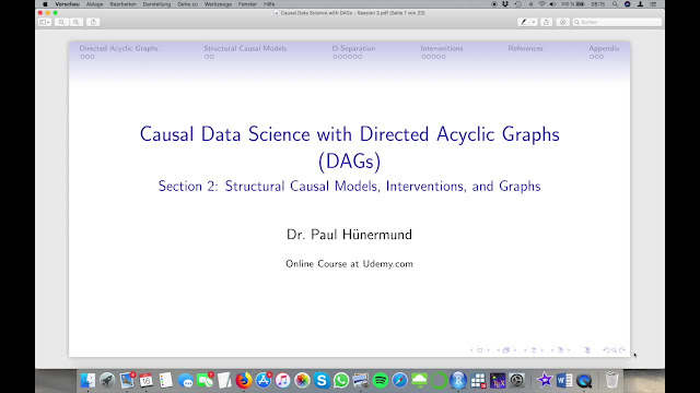 Causal Data Science with Directed Acyclic Graphs
