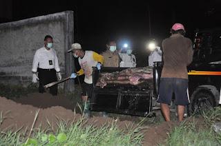 Daging Gelonggongan Bikin Resah Warga Wonogiri. Polisi Langsung Tangkap Pemasoknya