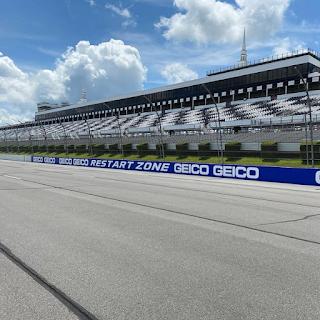 #NASCAR Doubleheader Weekend Schedule (June 26-28)