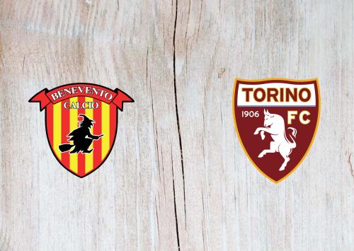 Benevento vs Torino