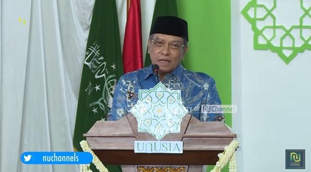 Video Lengkap Said Aqil Tagih Janji Sri Mulyani Rp1,5 T