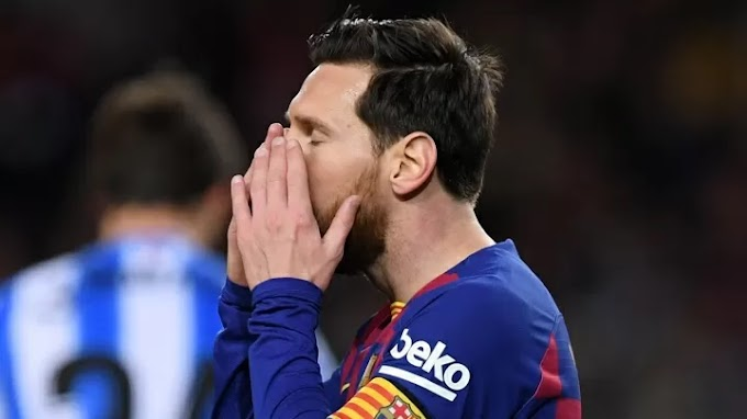 Stupid to suggest Messi needs move from Barcelona, says Carragher