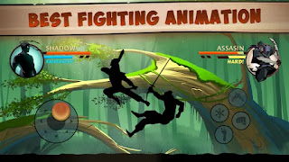 shadow fights 2 titan all weapons unlocked apk
