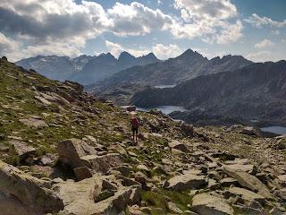 Muntañas Pirinees