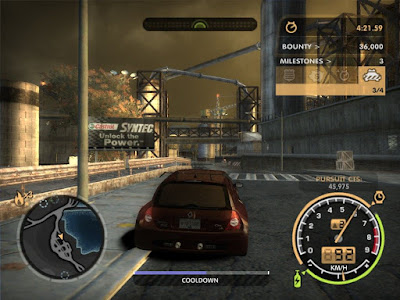 Need for Speed: Most Wanted - 2005