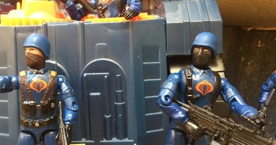 GI Joe Weapon Cobra Infantry Gun 2005 Original Figure Accessory #2