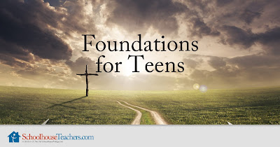 Foundations for Teens logo
