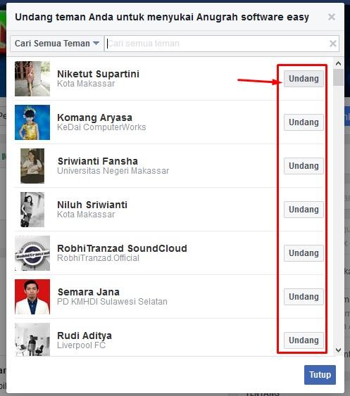 Tutorial Ecomerce Facebook