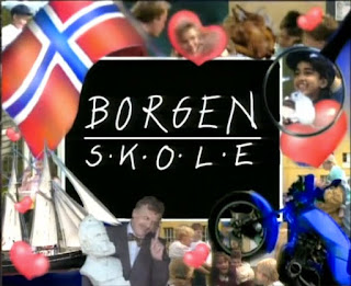 Borgen skole. 1989. Episode 4. HD.