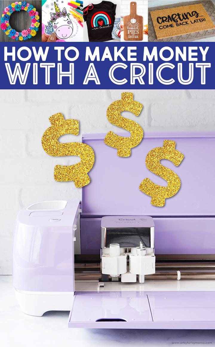 Make Money with a Cricut Explore