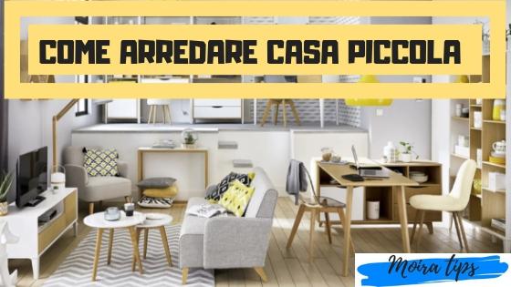 Open space con cucina e soggiorno in 25 mq: Come Arredare Casa Piccola I Segreti Degli Host